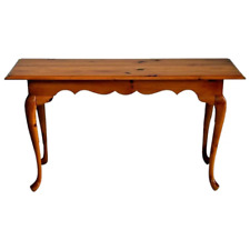 Sofa Table Hall Console Solid Knotty Pine Made in USA