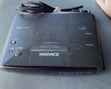 Magnavox AJ3040/17 AM/FM DUAL Alarm Clock Radio-Snooze-Sleep Timer