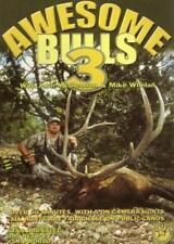 Awesome Bulls 3 DVD VIDEO MOVIE hunting kill deer elk archery bow hunter harvest
