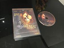 EL SECRETO DE SUS OJOS DVD SOLEDAD VILLAMIL PABLO RAGO RICARDO DARIN JAVIER GODI