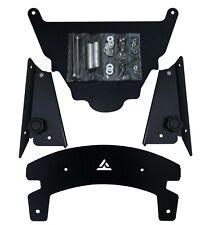 Krono Parts Adjustable Bracket Lifter Windshield Rally Dash Kawasaki KLR 650