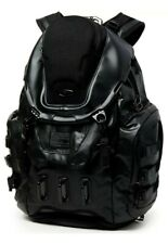 Authentic Oakley Kitchen Sink LX Designer Backpack Pack 921018-013 - Black