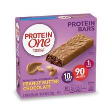 Fiber 1 Protein One 90 Calorie Peanut Butter Chocolate (DEC 2019) 10 Bars/2 Box