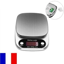 10kg/1g Balance de Cuisine Electronique précision Balance Numérique écran LCD