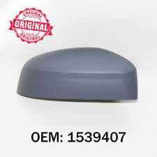 Right Side Wing Mirror Cover Cap Casing Primed For Ford Focus 2008 - 2010