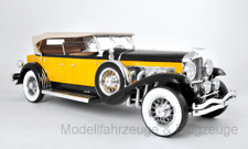 40065 Duesenberg Model Sj Derham Tour, Orange/Black, 1:12 Premium ClassiXXs