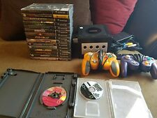 Nintendo GameCube with 17 games, 2 Controllers, 2 mem cards, Both Harvest Moon!