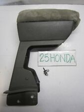1990-1991 Honda Accord Coupe Sedan Armrest Grey Ultra Rare OEM JDM CB9 CB7 CB