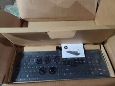 NEW HP USB Slim Smartcard CCID Keyboard 911502-001 US TPC-C001K