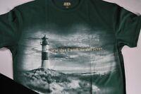 """Original Jever T-shirt """"Auszeit-Shirt"""" grün in XL mit Logo"""