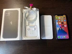 Apple IPhone 11 64 GB Black (Unlocked)