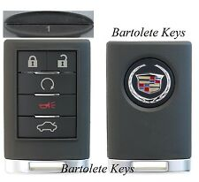 OEM Fob Keyless Entry Remote #1 for 2008 Cadillac STS (Regular Ignition Models)