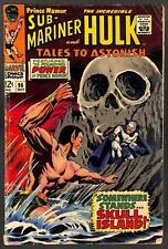 Tales to Astonish #96 VG-