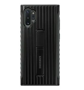 Genuine Samsung Galaxy Note 10+ Protective Standing Cover - Black |Brand NEW|