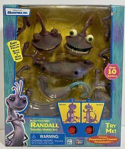 PZ Disney Pixar Monsters, Inc Build Your Own Randall Talking Action Figure Kit