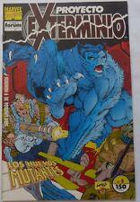Comic Proyecto Exterminio, Marvel comics,forum, Stan Lee, Numero 5
