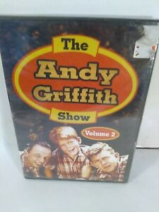 The Andy Griffith Show brand NEW Volume 2 DVD 3 Episodes Classic Family TV