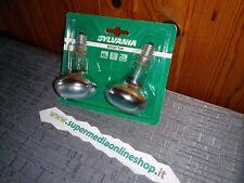2 lampadine SYLVANIA ALOGENA E14 230V 40W REFLECTOR - FARETTO - CALDA 1000H