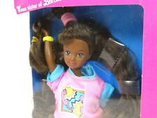 1989 Mattel Cool Tops African American Skipper #5441 New
