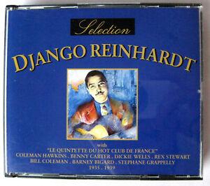 Django Reinhardt – Selection  | 2xCD | 1996 | GYPSY JAZZ