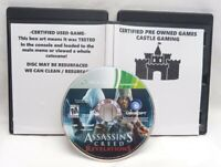 Assassins Creed Revelations Xbox 360 2011 TESTED DISC-ONLY FAST TRACKED SHIPPING