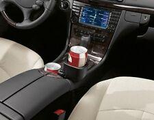 Orig.Mercedes-Benz Getränkehalter Cupholder E-Klasse W211 S211 & CLS Klasse NEU
