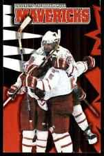 2000-01 University Of Nebraska Omaha Mavericks Hockey Schedule #NNO