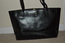 NEW TORY BURCH Black Large Tote Bag Purse