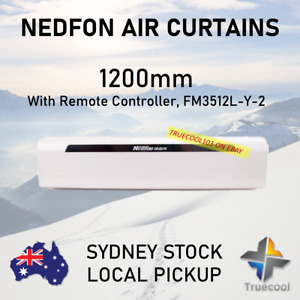 Nedfon 1200mmm Air Curtain Remote Controller Vertical Centrifugal; FM3512L-Y-2