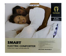 2017 Model New Queen Bed Electric Comforter / Quilt Machine Washable