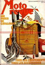 MOTO REVUE 2344 Equipements / Accessoires 1977 L'histoire HARLEY DAVIDSON Story