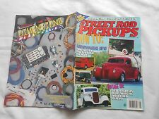 STREET ROD PICKUPS -VOL.1,#3,1993-MUSTANG IFS-FOR '47-'54 CHEVY/GMC PICKUPS !