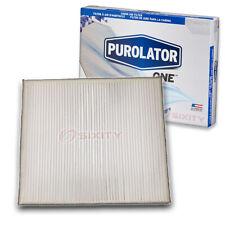 Purolator ONE Cabin Air Filter for 2003-2006 Cadillac Escalade ESV - HVAC yy