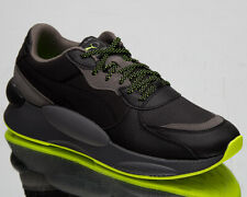 Puma RS 9.8 Trail Men's Black Castlerock Athletic Low Lifestyle Sneakers Shoes