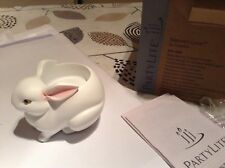 PartyLite Baby Bunny Tealight Holder P91468