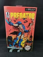 "NECA Predator Dark Horse 25th Anniversary Predator 7"" Figure NO COMIC Loose"