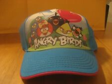 Adorable Angry Birds Girls/Boys Cap Hat NEW Adjustable D! Bird Is The Word