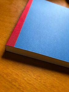 300 pages Tomoe River Notebook - Japanese Fountain Pen Friendly Paper