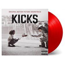 Artisti Vari - Kicks (Ltd, Numerata, Rosso, 180g 2LP Vinile, GF, Colonna sonora)