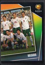 Panini Football Sticker - UEFA Euro 2004 - No 199 - Bulgaria Team