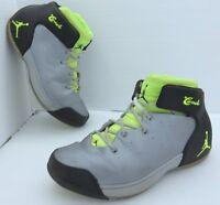 Nike Air Jordan Melo 1.5 Men's 10.5 - Wolf Gray Volt 631310-013 Carmelo Anthony