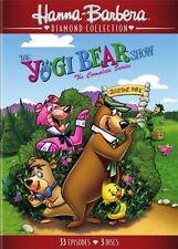 The Yogi Bear Show Complete Series New 3 Dvd Hanna-Barbera Diamond Collection