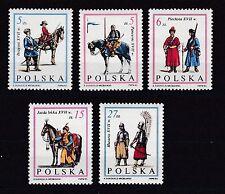 Briefmarken aus Polen mit Militär- & Kriegs-Motiv