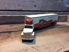 Vintage Die Cast Winross Collectible Advertising Tractor - Trailers , Dasawkscht