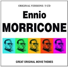 Ennio Morricone - Great Original Movie Themes [New CD] Italy - Import