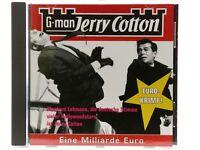 Jerry Cotton Eine Milliarde Euro Hörspiel CD