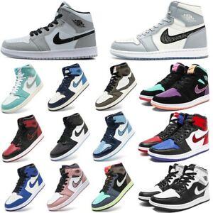 NEU Air Jordan 1 high Herren Damen Sneaker schuhe Turnschuhe Laufschuhe Gr.36-45