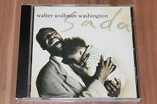 Walter wolfman washington-sada (1991) (CD) (261512, vpbcd 4)
