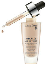 Lancome 30ml Miracle Air De Teint Perfecting Fluid SPF 15 No. 03 Beige Makeup