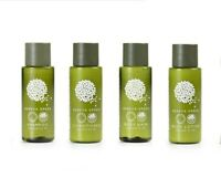 Eco Hotel Toiletries  200 units Shampoo Shower Gel Body Lotion Geneva GREEN GFL